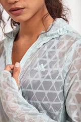 ADIDAS Run Transparent Jacket image 3 - The Sports Edit