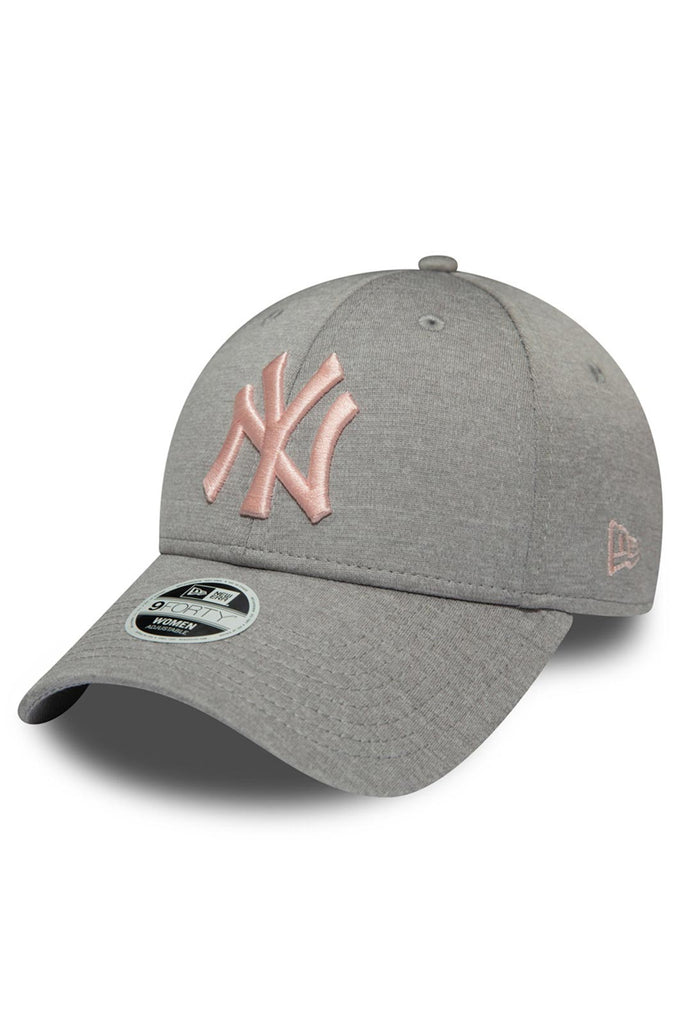 sale retailer 54c64 cec2a New Era New York Yankees Shadow Tech 9FORTY - Grey Pink image 1 - The