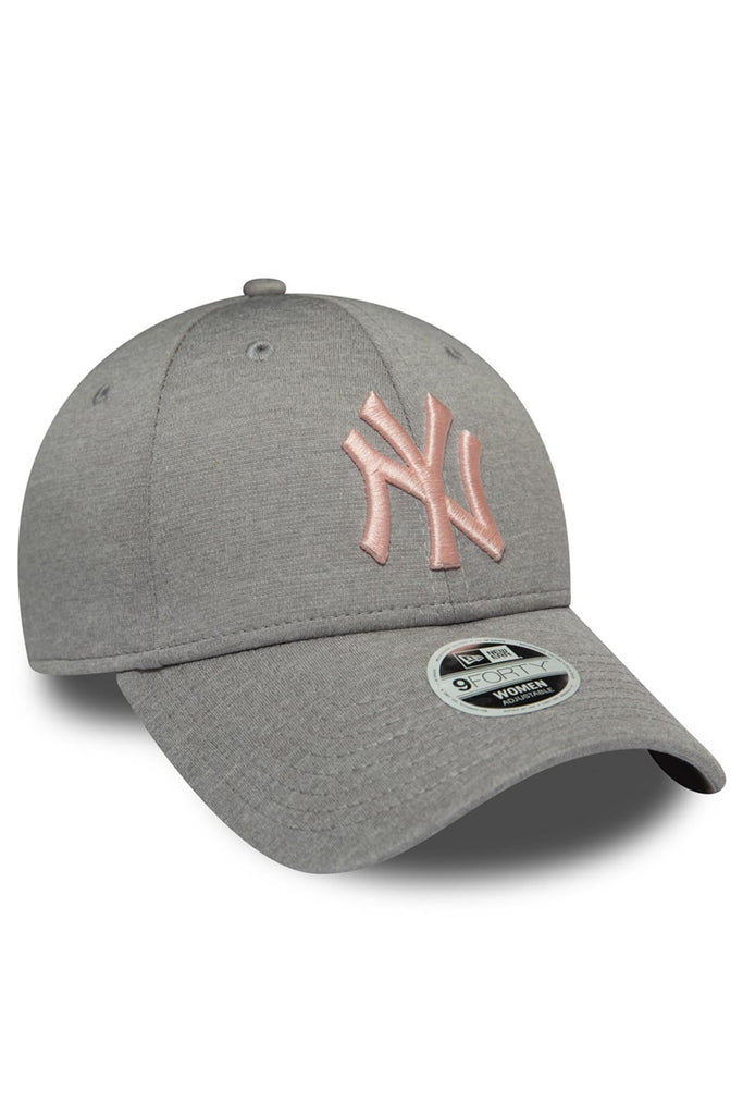 quality design 9a175 725a0 New Era New York Yankees Shadow Tech 9FORTY - Grey Pink image 2 - The