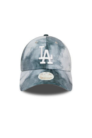 New Era Los Angeles Dodgers 9FORTY Women's Cap - Tie Dye image 2 - The Sports Edit