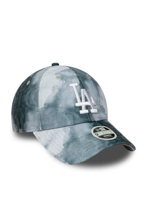 New Era Los Angeles Dodgers 9FORTY Women's Cap - Tie Dye image 3 - The Sports Edit