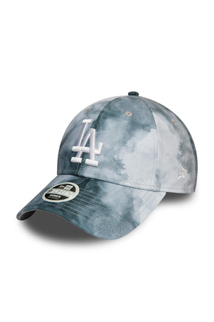 New Era Los Angeles Dodgers 9FORTY Women's Cap - Tie Dye image 1 - The Sports Edit