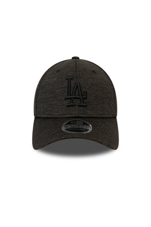 New Era Los Angeles Dodgers Essential 9FORTY Cap - Black image 2 - The Sports Edit