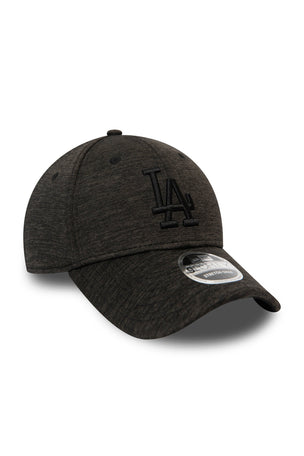 New Era Los Angeles Dodgers Essential 9FORTY Cap - Black image 3 - The Sports Edit