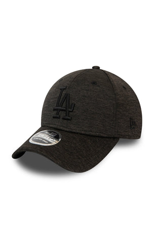 New Era Los Angeles Dodgers Essential 9FORTY Cap - Black image 1 - The Sports Edit