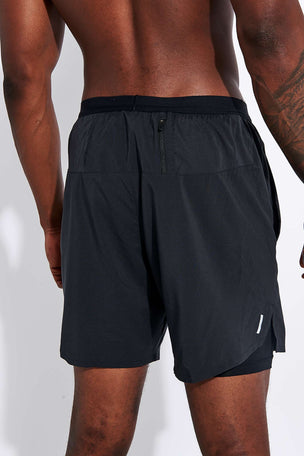 Nike Flex Stride 2-in-1 Shorts - Black image 3 - The Sports Edit