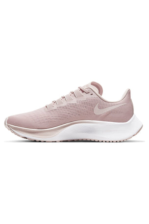 Nike Air Zoom Pegasus 37 - Champagne/White/Barely Rose image 2 - The Sports Edit