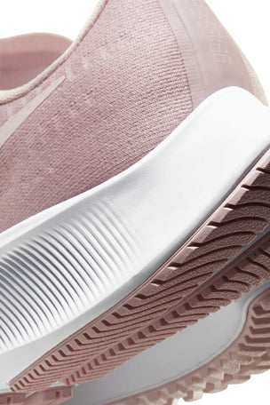 Nike Air Zoom Pegasus 37 - Champagne/White/Barely Rose image 7 - The Sports Edit