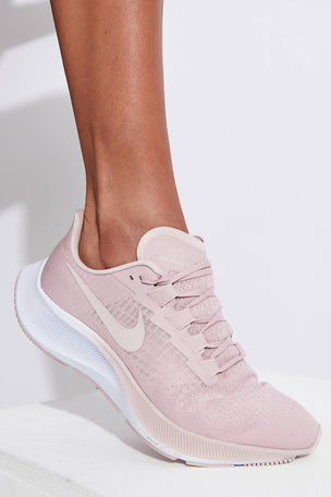 Nike Air Zoom Pegasus 37 - Champagne/White/Barely Rose image 8 - The Sports Edit