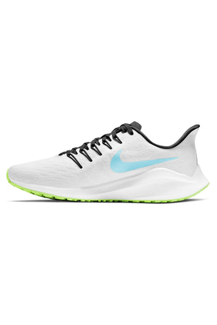Nike Air Zoom Vomero 14 - White/Black | Women's image 2 - The Sports Edit