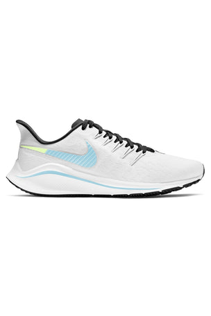 Nike Air Zoom Vomero 14 - White/Black | Women's image 1 - The Sports Edit