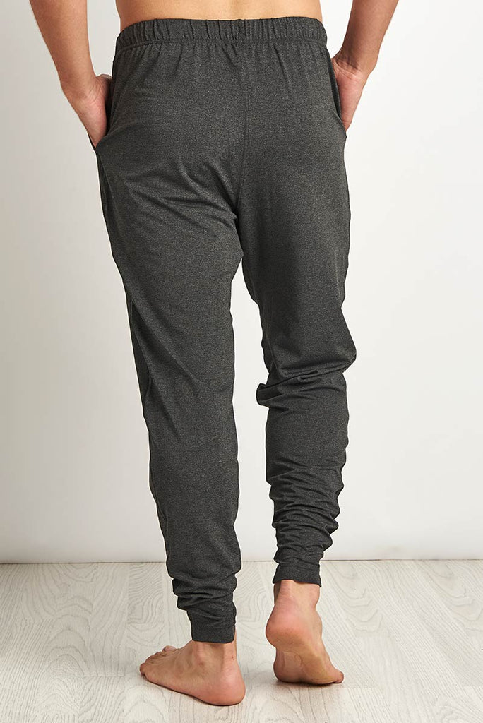 f20c4426c5 OHMME Dharma Yoga Pant - Graphite image 2 - The Sports Edit