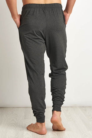 OHMME Dharma Yoga Pant - Graphite image 2 - The Sports Edit