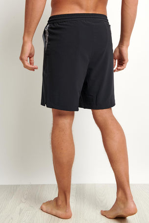OHMME Eco Warrior II Lined Yoga Shorts image 5 - The Sports Edit