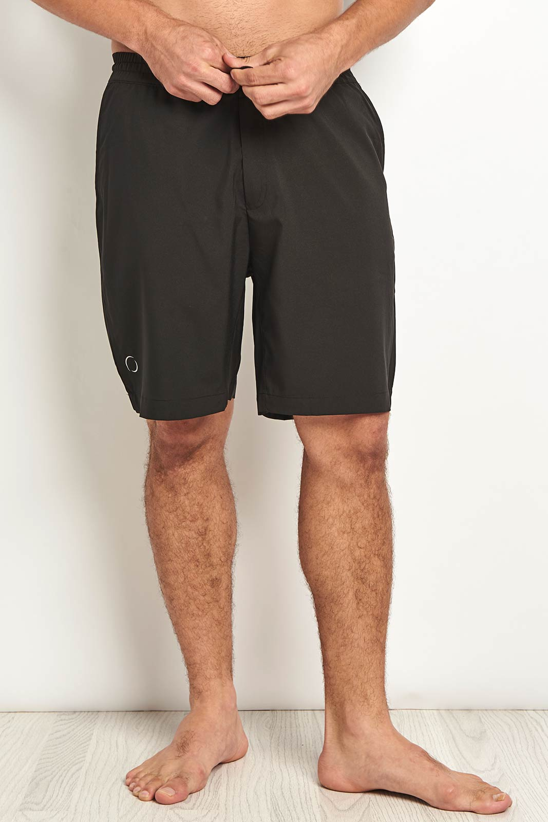 OHMME Warrior II Lined Yoga Shorts image 1 - The Sports Edit