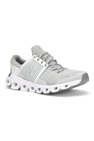 ON Running Cloudswift - Glacier/White | Women's image 2 - The Sports Edit