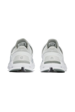 ON Running Cloudswift - Glacier/White | Women's image 6 - The Sports Edit