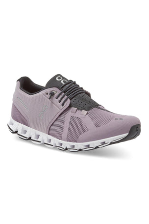 ON Running Cloud - Lilac/Black | Women's image 2 - The Sports Edit