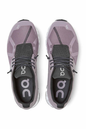 ON Running Cloud - Lilac/Black | Women's image 3 - The Sports Edit