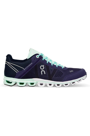 ON Running Women's Cloudflow Dawn/Jade image 1 - The Sports Edit
