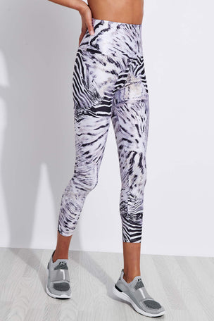 Onzie High Waisted Basic Midi Leggings - Sanctuary image 2 - The Sports Edit