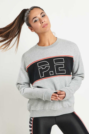 PE Nation The Invictus Sweat image 1 - The Sports Edit