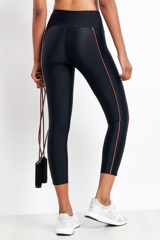 PE Nation Haymaker Legging - Black image 1 - The Sports Edit