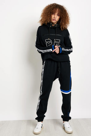 PE Nation The Blind Pass Hoodie Black image 4 - The Sports Edit