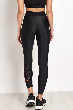 PE Nation The High Waist Countdown Legging image 2 - The Sports Edit