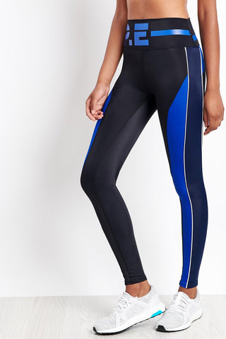 PE Nation Delta Legging image 1 - The Sports Edit