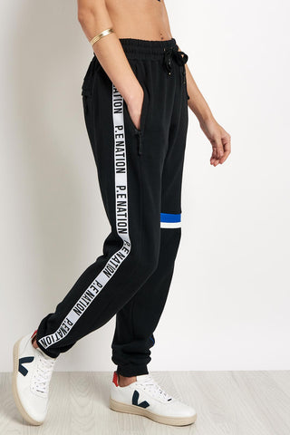 PE Nation Second Rookie Track Pant image 1 - The Sports Edit