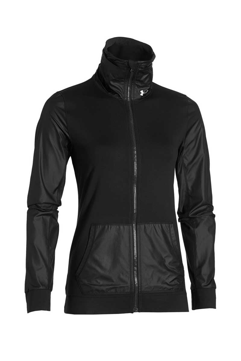 Under Armour UA Studio Essential Jacket image 5 - The Sports Edit