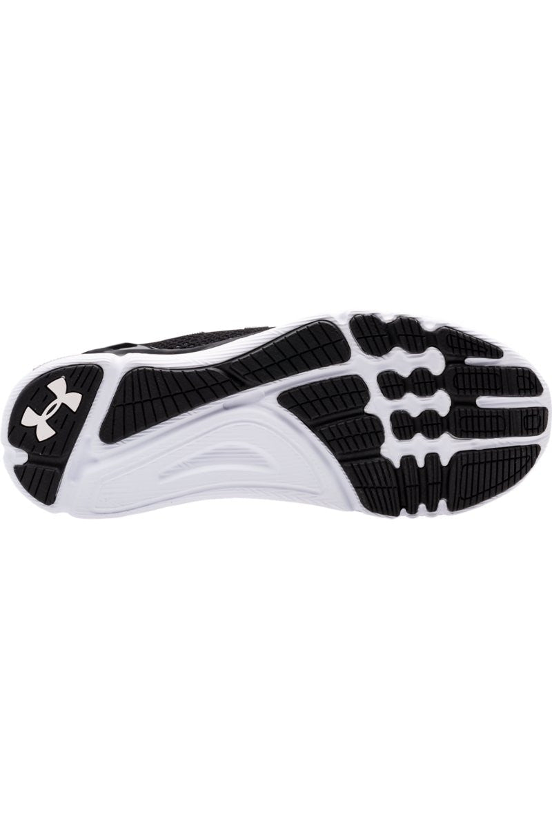 Under Armour UA SpeedForm Turbulence BLK/BLK/WHT M image 3 - The Sports Edit
