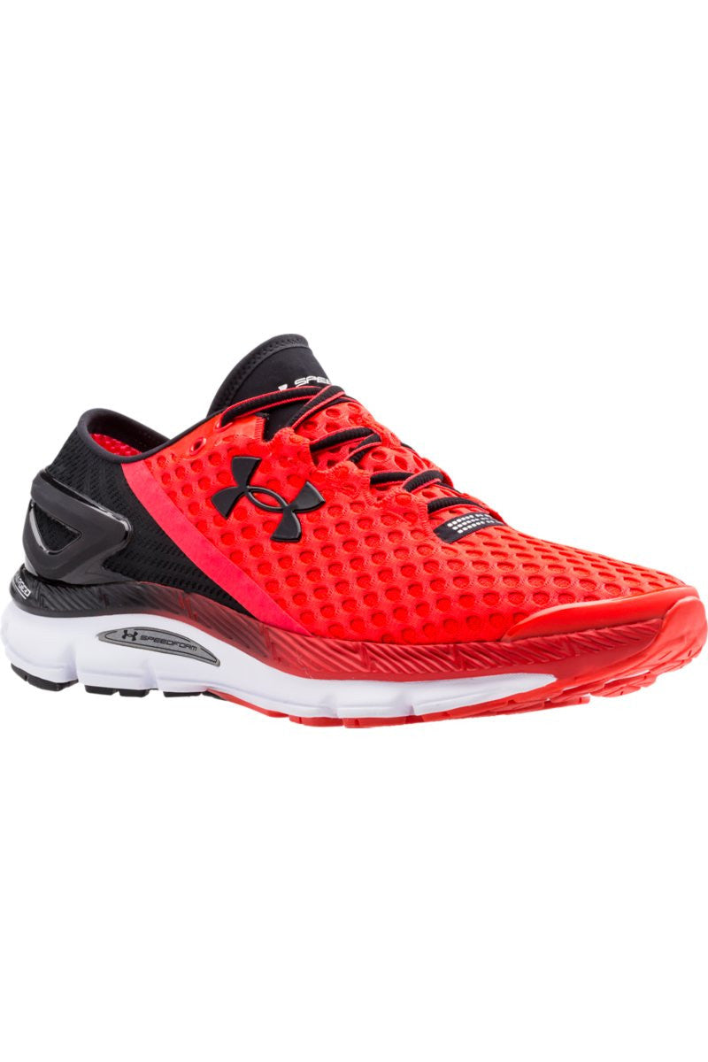 Under Armour UA SpeedForm Gemini 2 RTR/WHT/BLK M image 3 - The Sports Edit