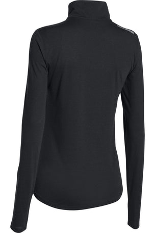 Under Armour Streaker 1/2 Zip - Black image 4 - The Sports Edit