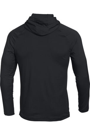 Under Armour UA Scope Hoodie 1/4 Zip-BLK image 6 - The Sports Edit