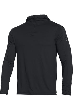 Under Armour UA Scope Hoodie 1/4 Zip-BLK image 5 - The Sports Edit