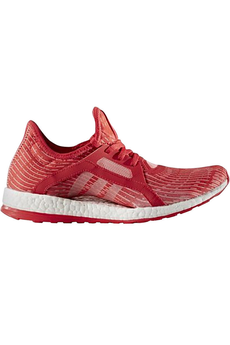 ADIDAS Pure Boost X Ray Red image 2 - The Sports Edit
