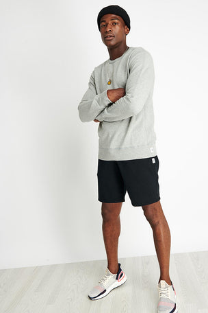 Reigning Champ Crewneck Midweight Terry - Grey image 2 - The Sports Edit
