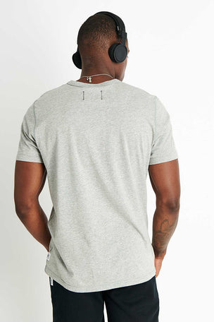 Reigning Champ Ringspun Jersey T-shirt - Grey image 3 - The Sports Edit