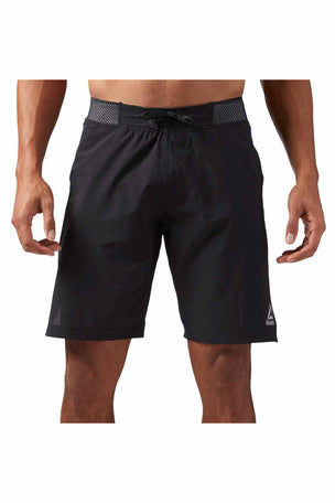 Reebok Epic Knit Waistband Black image 2 - The Sports Edit