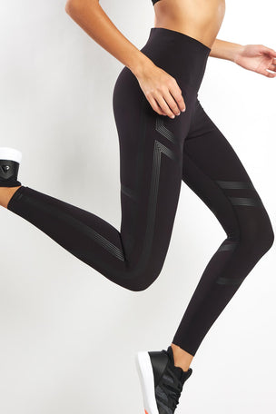 Reebok Linear High-Rise Tight image 3 - The Sports Edit