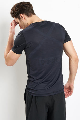 Reebok Activchill Jacquard Tee image 2 - The Sports Edit