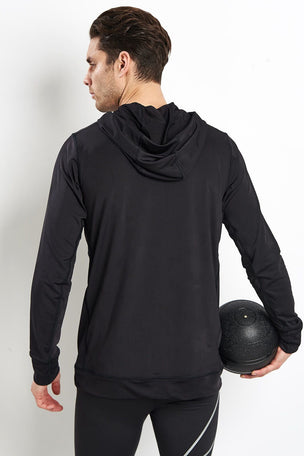 Reebok CrossFit Jacquard Hoodie image 2 - The Sports Edit