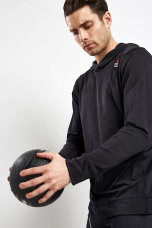 Reebok CrossFit Jacquard Hoodie image 3 - The Sports Edit