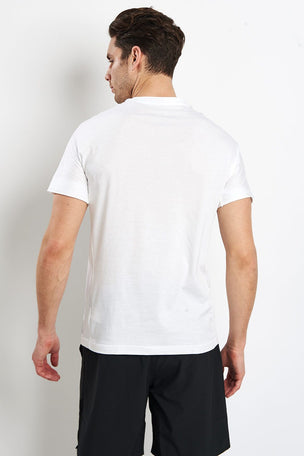 Reebok Training Supply Move Tee - White image 2 - The Sports Edit