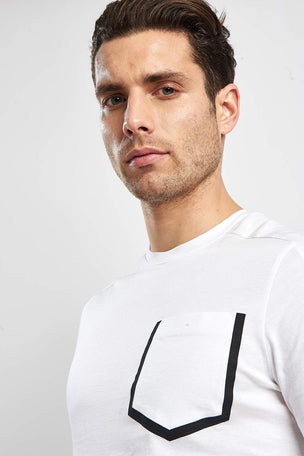 Reebok Training Supply Move Tee - White image 3 - The Sports Edit