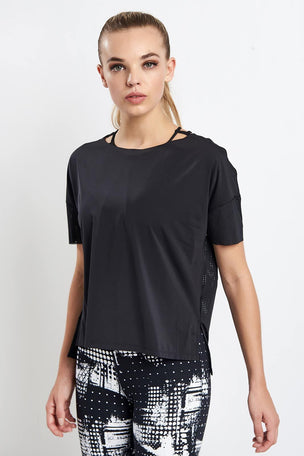 Reebok Relaxed Women's T-shirt image 2 - The Sports Edit