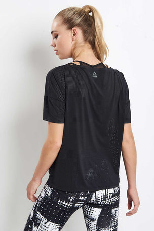 Reebok Relaxed Women's T-shirt image 1 - The Sports Edit