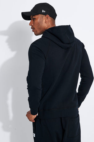 Reigning Champ Pullover Hoodie - Black image 2 - The Sports Edit